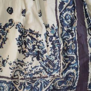 Anthropologie Dresses - Anthropologie blue dress